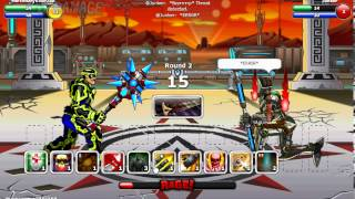 How to complete the mission soup and salad in epicduel