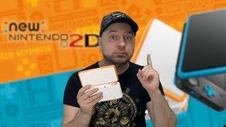 Обзор и распаковка New Nintendo 2DS XL
