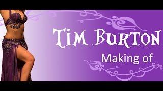 tim burton making of - Journal de la danse orientale