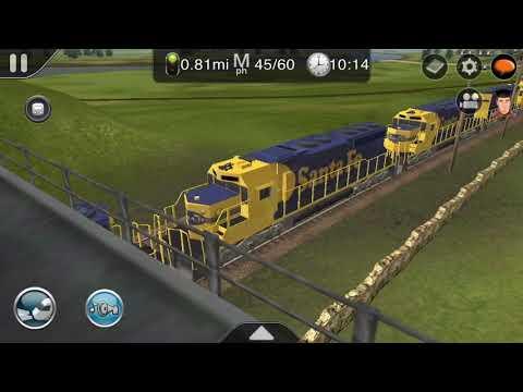 Trainz simulator # 22 lash-ups |