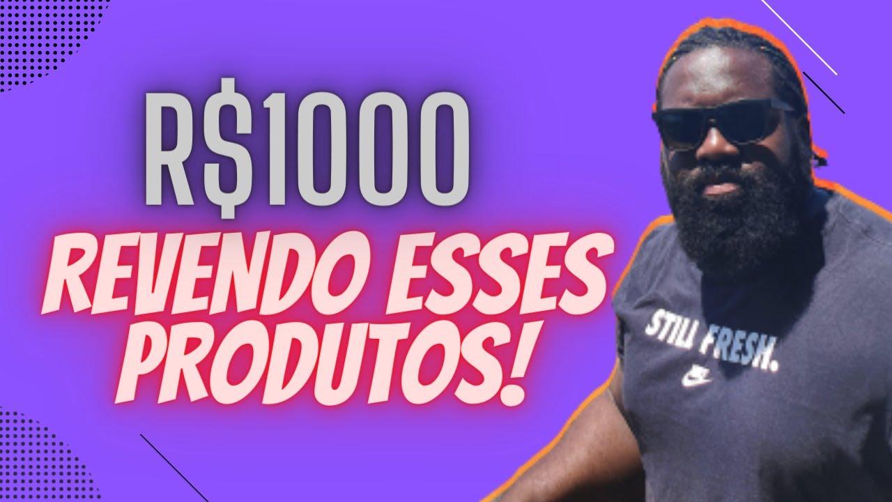 UNBOXING PRODUTOS DO ALIEXPRESS PARA REVENDA  - R$1.000 DE FATURAMENTO COM ESSES PRODUTOS