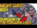 NIGHT GUEST BOSS + DUNGEON of the FORSAKEN LOOT, RAVENS, TRADER - Grim Soul Dark Fantasy Survival