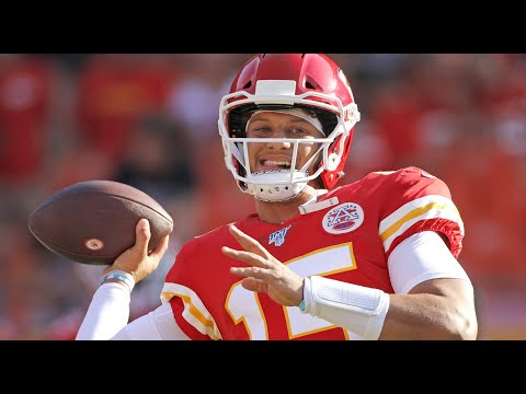 Patrick Mahomes Week 1 2019 Preseason Highlights