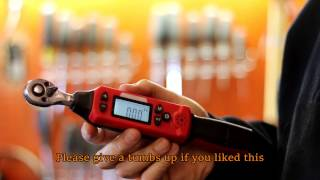 Digital Torque wrench