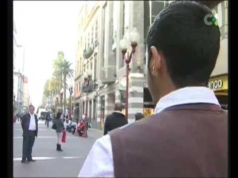Oliver Perez y Pamela de Los Santos en Camara en Mano