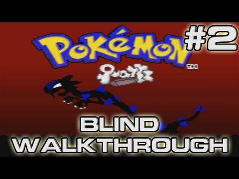 Pokemon Quartz Blind - Part 2: Electric Twinkies!!