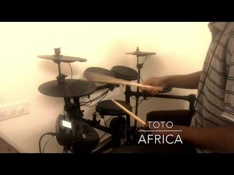 Africa - Toto (Mini Drum Cover)