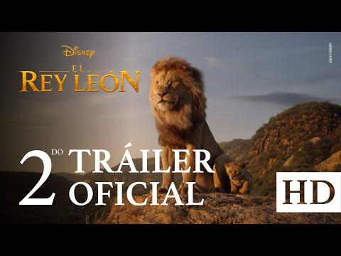 El Rey León, de Disney – Último tráiler oficial (Subtitulado)