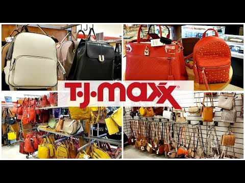 TJ MAXX HANDBAGS & PERFUME SHOP WITH ME JUNE 2019 thumbnail