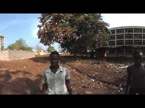 Les garçons de Bangui