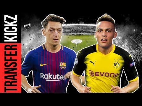 Download Youtube: Özil schon im Winter zu Barça? Gaucho-Talent zum BVB? | TransferKickz
