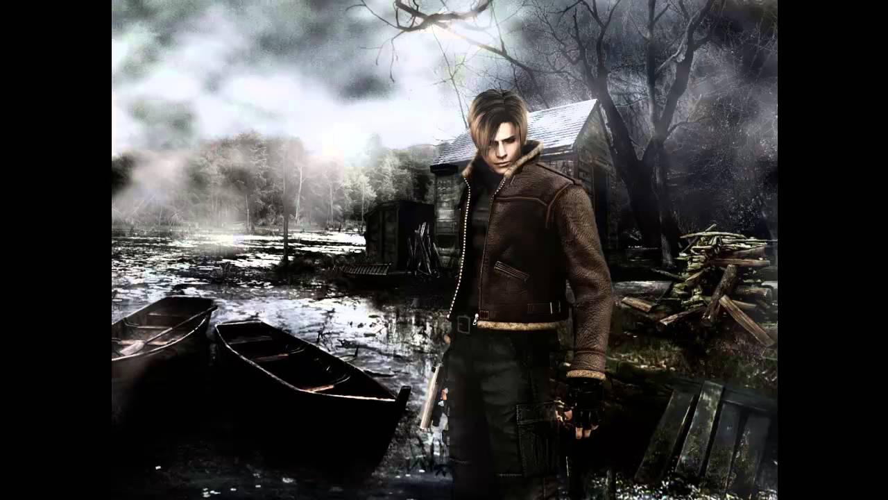 Resident Evil 4 Serenity Ost Track 7 Youtube