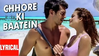 Chhore Ki Baatein Lyrical Video | Fight Club | Pritam | Amrita Arora, Dino Moreo