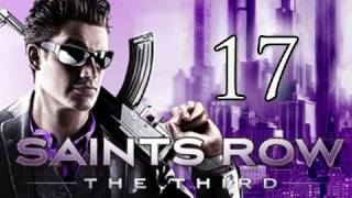 Saints Row 3 the Third Walkthrough - Part 17 Mayhem & Guardian Angel (Gameplay/Commentary)