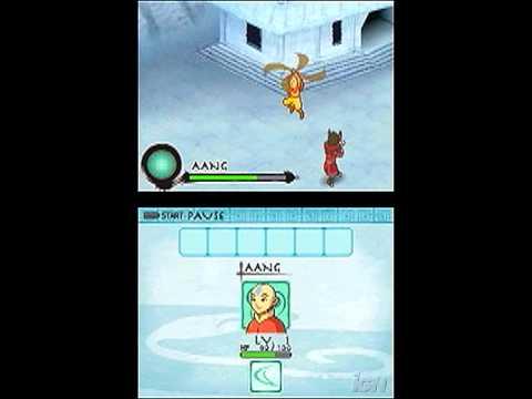 jeux avatar aang
