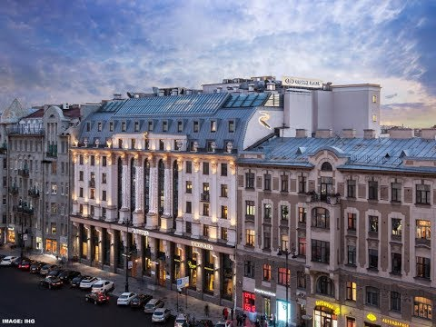 Crowne Plaza St. Petersburg - Ligovsky, Russia - Review of Deluxe Room 448