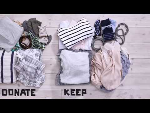 IKEA Ideas: How to organise your wardrobe