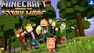 Minecraft Story Mode Season 2: The Complete Series (FULL GAME MOVIE)