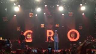 Cro - Nie mehr | LIVE Düsseldorf 24.03.2013