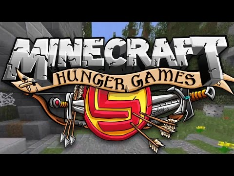 Minecraft: RUMBLE GAMES - Hunger Games Survival w/ CaptainSparklez