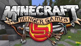 Minecraft: RUMBLE GAMES - Hunger Games Survival w/ CaptainSparklez
