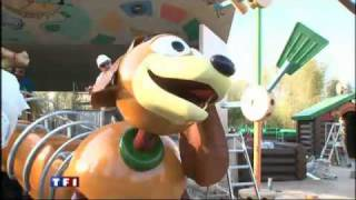 toy story playland disneyland paris