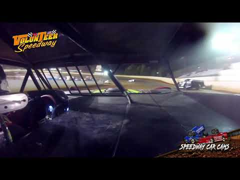 #59 Davis Robins - Crate Late Model - 9-7-19 Volunteer Speedway - In-Car Camera