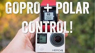 Polar now controls GoPro cams!