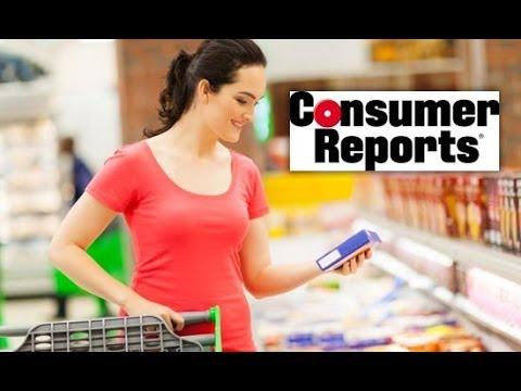 Consumer Report's Supermarket Ratings