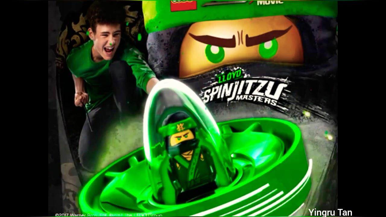 large discount fashion cost charm The LEGO NINJAGO Movie - Lloyd - Spinjitzu Master - 70628 (1080p)