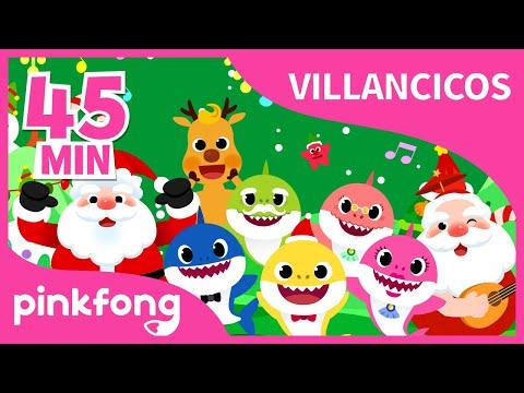 Mejores Villancicos de Navidad 2018 | +Recopilación | Villancicos de Navidad | Pinkfong