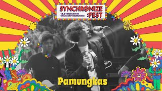 Pamungkas LIVE @ Synchronize Fest 2019