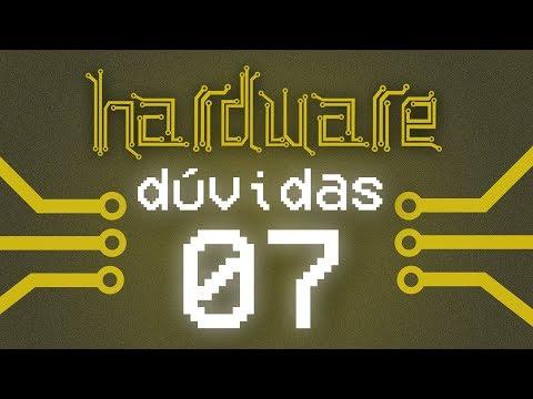 Curso Hardware - Tirando dúvidas #07