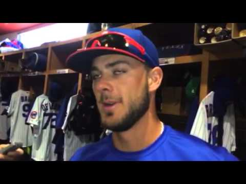 Kris Bryant on Scott Boras