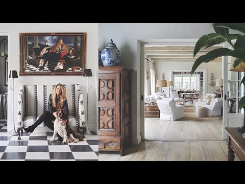 HOUSE TOUR: See inside the gorgeous South African Home of Interior Designer Serena Crawford