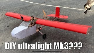 DIY airplane mk3 (PROJECT UPDATES)
