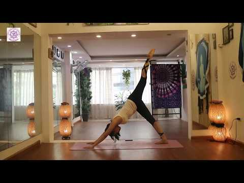 YOGA WEIGHT LOSS WITH LUNA THAIS
