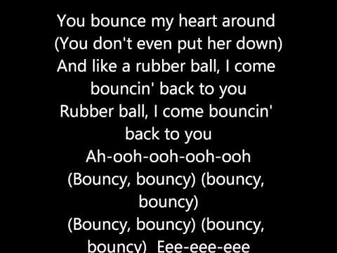 Bobby Vee - Rubber Ball (Lyrics)