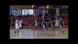 Сборная Севастополя одержала победу в матче баскетбольной лиги