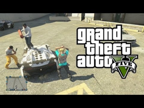 GTAOnline: The BLOCK is HOT!
