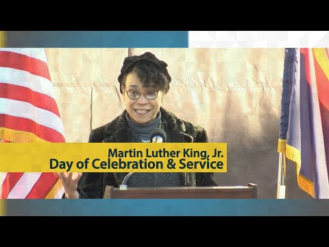 MLK Day of Celebration and Service 2020 video thumbnail