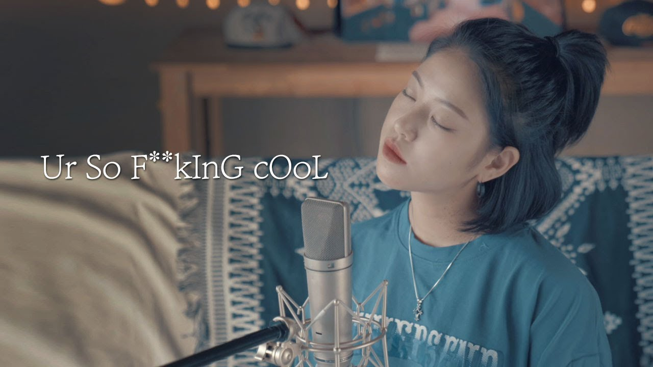 """TONES AND I """" Ur So F**kInG cOoL """" cover by TIN ❤ 톤즈앤아이│멋있는노래│신나는노래│노래추천│Coversong│pop│popcover"""