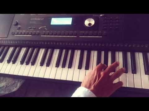नाना सा मुंडा रो छोरो बाई बाई कर ग्यो रे।Nana Sa Munda Ro Choro On Keyboard/Organ