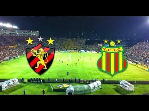 Sport 1 x 0 Sampaio Correa Copa do Nordeste 25 01 2017