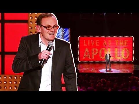 Sean Lock | Live At The Apollo | Season 4 | Dead Parrot