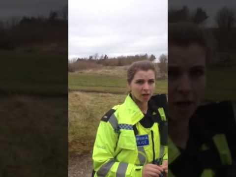 Cumbria police harassment