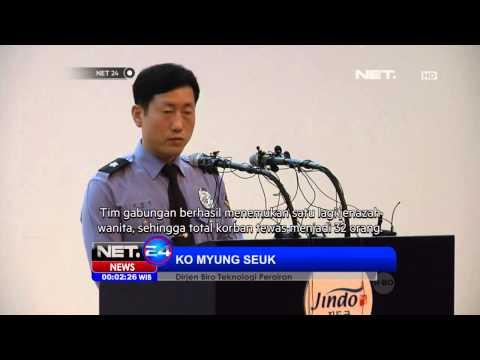 NET24 - Kecelakaan Kapal di Laut Souel Menambah Korban