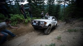 Naches Trail Off Road Expedition - Washington - August 24-25, 2013
