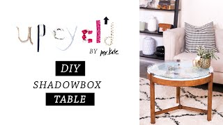 Upcycl'd: DIY Shadowbox Table | Furniture Makeover | Home Decor | Mr Kate(, 2016-03-27T08:00:02.000Z)