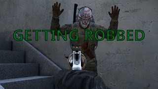 Getting Robbed in Dayz RP